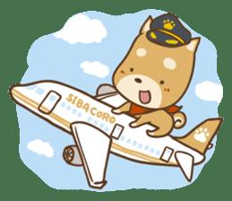 SHIBACORO's sticker -holiday edition- sticker #878244