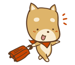 SHIBACORO's sticker -holiday edition- sticker #878246