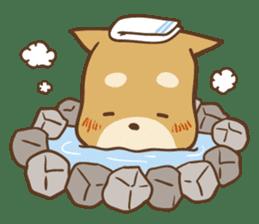 SHIBACORO's sticker -holiday edition- sticker #878247