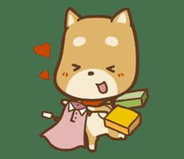 SHIBACORO's sticker -holiday edition- sticker #878248