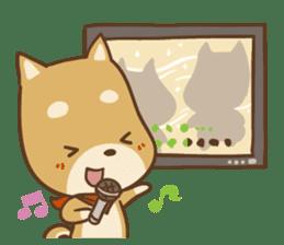 SHIBACORO's sticker -holiday edition- sticker #878249