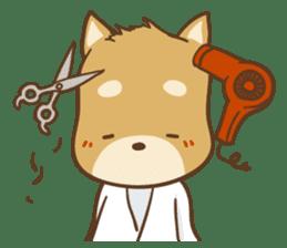 SHIBACORO's sticker -holiday edition- sticker #878250