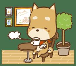 SHIBACORO's sticker -holiday edition- sticker #878251
