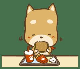 SHIBACORO's sticker -holiday edition- sticker #878253