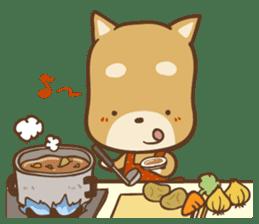 SHIBACORO's sticker -holiday edition- sticker #878255