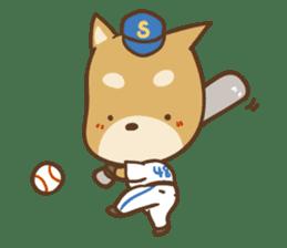 SHIBACORO's sticker -holiday edition- sticker #878256