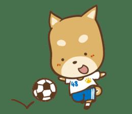 SHIBACORO's sticker -holiday edition- sticker #878257