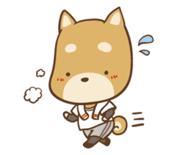 SHIBACORO's sticker -holiday edition- sticker #878260