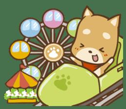 SHIBACORO's sticker -holiday edition- sticker #878262