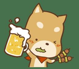 SHIBACORO's sticker -holiday edition- sticker #878264