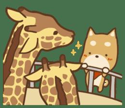 SHIBACORO's sticker -holiday edition- sticker #878266