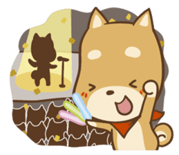 SHIBACORO's sticker -holiday edition- sticker #878269