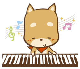 SHIBACORO's sticker -holiday edition- sticker #878270