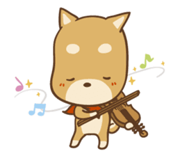 SHIBACORO's sticker -holiday edition- sticker #878271
