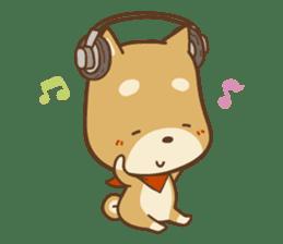 SHIBACORO's sticker -holiday edition- sticker #878272
