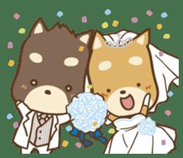 SHIBACORO's sticker -holiday edition- sticker #878274