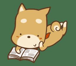 SHIBACORO's sticker -holiday edition- sticker #878277