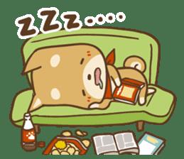 SHIBACORO's sticker -holiday edition- sticker #878278
