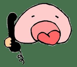 Hirame Kinuta Sticker No.1 sticker #879341