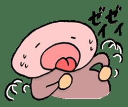 Hirame Kinuta Sticker No.1 sticker #879354