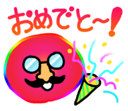 aoru_manju sticker #879659