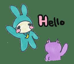 Mi & Yo sticker #880719