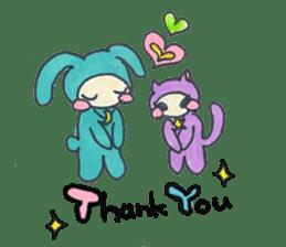 Mi & Yo sticker #880720