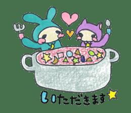 Mi & Yo sticker #880721
