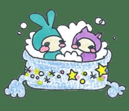 Mi & Yo sticker #880725