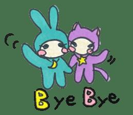 Mi & Yo sticker #880726