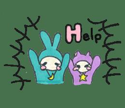 Mi & Yo sticker #880741