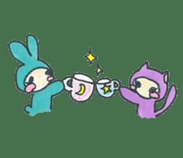 Mi & Yo sticker #880746