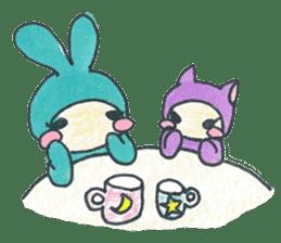 Mi & Yo sticker #880747