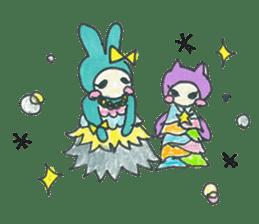 Mi & Yo sticker #880751