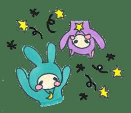Mi & Yo sticker #880754