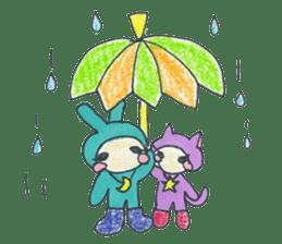 Mi & Yo sticker #880756