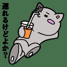 Cat Hakata second edition sticker #881563