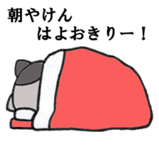 Cat Hakata second edition sticker #881578