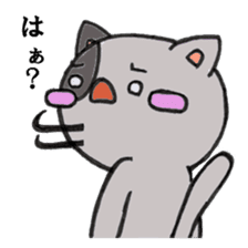 Cat Hakata second edition sticker #881581