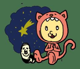 love cat sticker #881981
