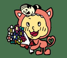 love cat sticker #881997