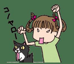 komomo&pon sticker #886721