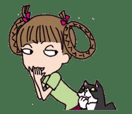 komomo&pon sticker #886731