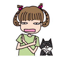 komomo&pon sticker #886739