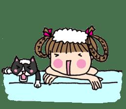 komomo&pon sticker #886746