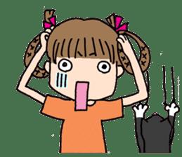 komomo&pon sticker #886747