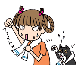 komomo&pon sticker #886752