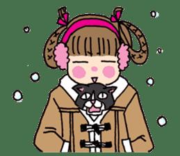 komomo&pon sticker #886753