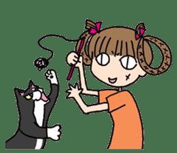 komomo&pon sticker #886757
