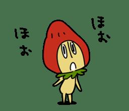 Mr.Strawberry-Taro sticker #887324